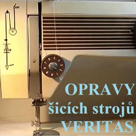 Opravy šicích strojů Veritas
