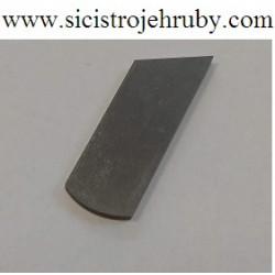 Toyota overlock Nůž spodní 1250004-237B