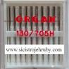 Jehly 705H Organ síla 70-80-90 sortiment Standard/10ks
