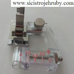 Patka pro lemování 5-20mm textilní páskou
