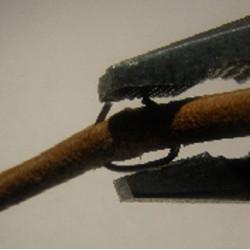 Jak spojit kožený řemen šlapacího šicího stroje