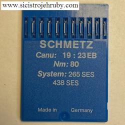 Jehly Schmetz 265 80/12