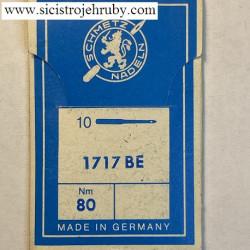Jehly Schmetz 1717BE 80/12