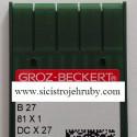 Jehly systém B27
